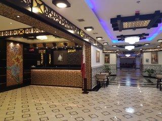 Reception & Main lobby