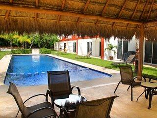 Villa Sool Village 3-bedroom in Playa del Carmen