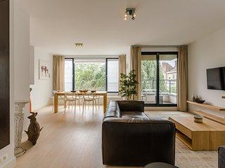 Apt 4 - Nouvel appartement élégant à Bruxelles