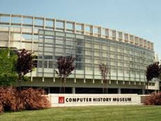 This is a unique museum to go through the history of computers and technology.Definitely a must-see!