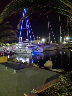 Marina in the evening , so lovely.
