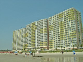 Baywatch 609 - North Myrtle Beach- Direct Oceanfront