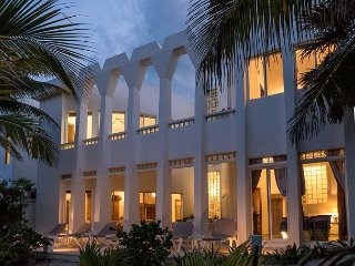 Dos Jaguares, Magnificent villa designed by  renowned architect