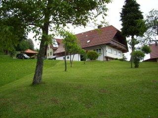 Ferienwohnung mit Charme, hohem Komfort und viel Ruhe und Natur + Bauernhof