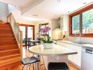 Modern Inner West 4 bedroom home with parking