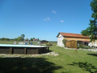 Maison loft avec piscine