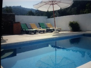 Vale Cordeiro, Arganil. rural  house with pool.