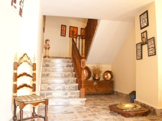 Apartment with 4 bedrooms in Munébrega, with wonderful mountain view and WiFi