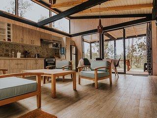 Cabanas en Parcela en Medio de la Naturaleza