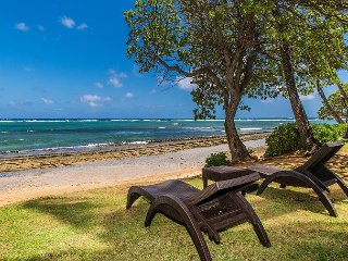 Kailani #308, Gorgeous Oceanfront, Top Floor, Sunrise & Moon Rise Views, AC
