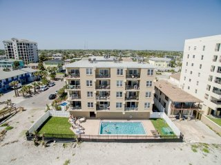 New! 1BR Ocean-View Condo with Pool & Beach Access