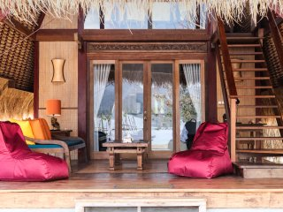 Lmbung (4 person) - Gili Asahan Eco Lodge