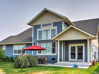 NEW! Beautiful 3BR Bozeman House - Close to Park!