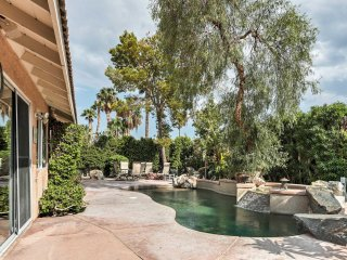 NEW! 3BR Cathedral City House w/ Private Pool!