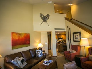 Two Bedroom Condo in the Heart of Canyons Village
