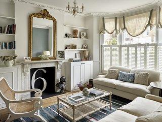 Designer home in Clapham