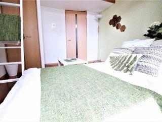 ★Near Dotombori★5mins Walk OsakaNamba Station★1bedroom+Loft★Up to 5 people★