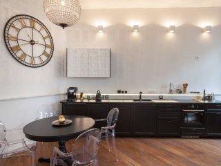 Apartment fully furnished and equipped / Wohnung voll möbliert und ausgestattet!
