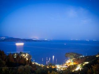 Villa Genna's incredible view!