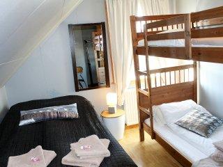 MELUR - Triple room