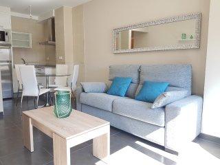 Apartamento en Pleno Centro de Portonovo a 100 metros de la Playa de Caneliñas.
