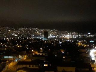 Los Placeres, Valparaíso: 2 dormitorios 1 baño, con hermosa vista a la bahía