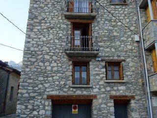 Casa rustica en el Pirineo Aragones