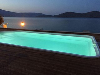 Luxury New Villa Central Elounda - Spinalonga View