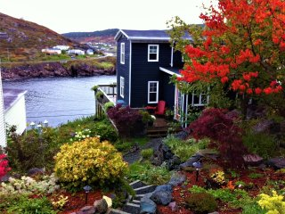 Spectacular St. John's Area Oceanfront Cottage