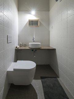 Third bathroom on the first floor