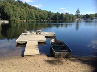 Oxtongue Lake Gem Cottage Plus In-law suite