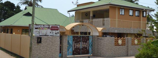 Fique conosco e esquecer o resto na cidade de Bagamoyo