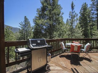 Secluded 'On The Rocks' with a Hot Tub & Seasonal Creek