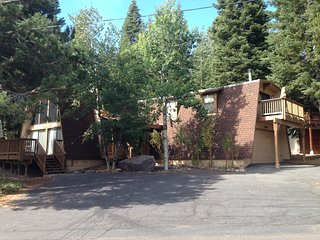Family and Dog friendly Cabin close to ski area's