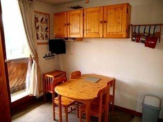 Rental Apartment Flaine, studio flat, 4 persons