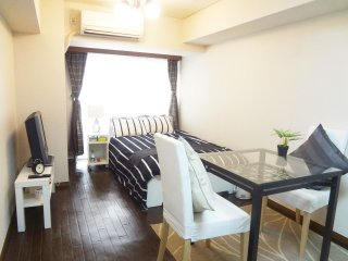 Stay with toy! 3 minutes walk from nearest station!