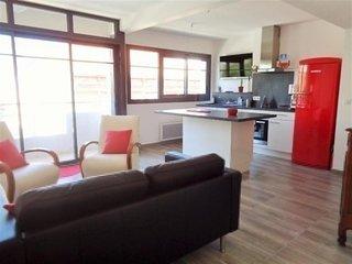Tres Bel Appartement T2 neuf avec apercu mer