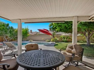 Quiet, Cozy Couples Getaway! Updated Palm Desert Home with Private Pool & Spa!