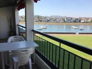 Residence Ursuya - vue sur la nivelle a 5 min du centre-ville