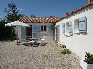 Maison de vacances T4 à Moricq