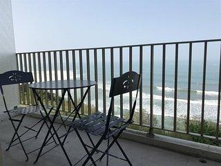 Appartement Nadaillac : l'ocean pour Horizon