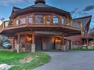 NEW! 6BR Steamboat Springs House w/360° Mtn Views!