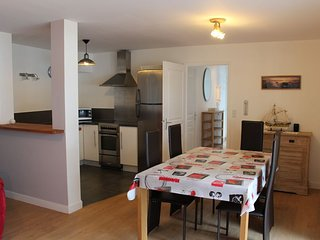 Appartement 80m2 face mer - Golfe du Morbihan
