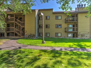 NEW! 2BR Steamboat Springs Condo Mins. to Skiing!