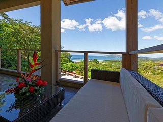 Luxury Tamarindo Villa with Spectacular Ocean Views in Private Community!