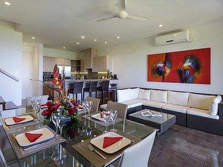 Beautifully decorated villa