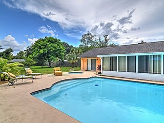 Guest Suite w/ Pool, Walk to Seminole Wekiva Trail