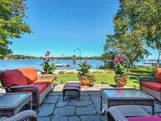 Pequot Lakes Home w/ Dock & Beach-5 Mi to Nisswa!