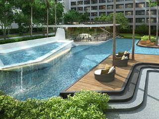Luxuriant oasis in the heart of Bangkok