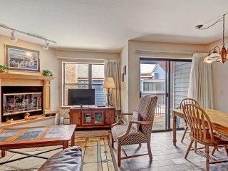 River Mnt Lodge One Bedroom Condo, Incredible Location!